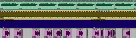 Learning ProTools for audio and MIDI recording