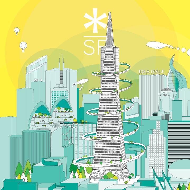 Asterisk San Francisco's IDEA Issue